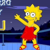 Лиза Симпсон игры Симпсоны