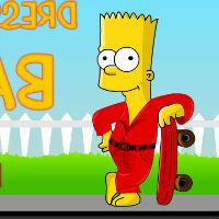 Барт Симпсон игры