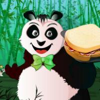 Создай образ для панды Панда
