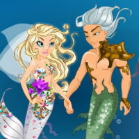 Свадьба русалочки