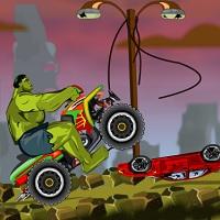 Квадроцикл Халка