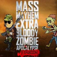 Mass Mayhem: zombie