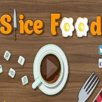 Играть в Slice food