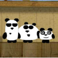 Играть в Панда бум
