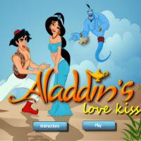 Тайные поцелуи Аладдин