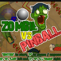 Зомби против пинбо...